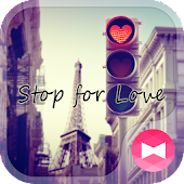Paris Wallpaper-Stop for Love-
