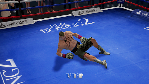 Télécharger Gratuit Real Boxing 2 APK MOD (Astuce) screenshots 6
