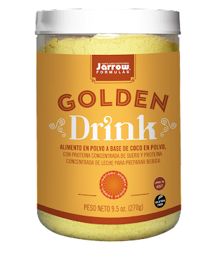 //Alimento en Polvo   Golden Drink Coco x 270gr