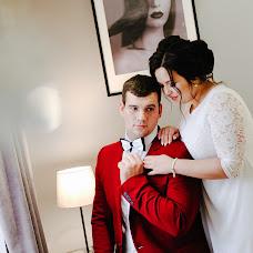 Wedding photographer Darya Baeva (dashuulikk). Photo of 18.12.2018