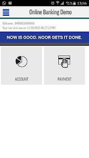 Noor Bank Corporate Banking- screenshot thumbnail
