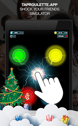 Tap Roulette Pro Shock My Friends Simulator: V! ++ screenshots 8