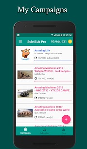 Sub4Sub Pro (No Ads) v4.6 [Paid] APK 2