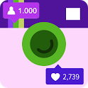InstaBoost: Followers icon