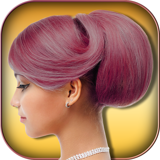 Woman Hair Photo Makeover