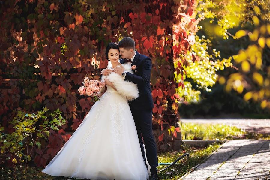 Wedding photographer Olga Khayceva (Khaitceva). Photo of 17.10.2018