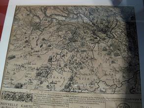 Photo: 16th century map.