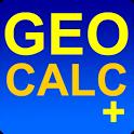 GEO CALC [ Phone / Tablet ] icon