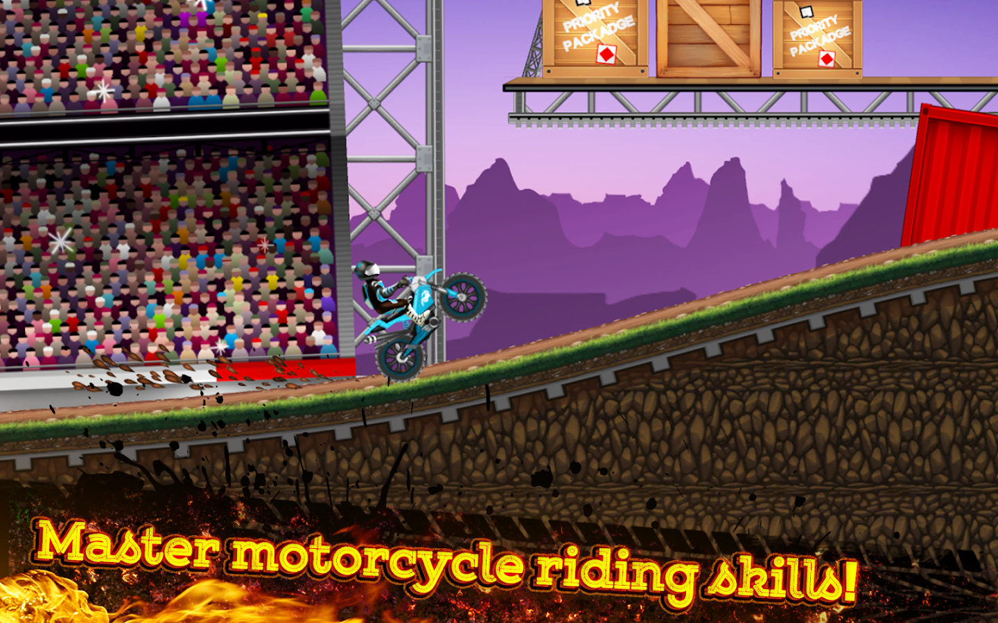 Sports Bikes Racing Show- screenshot