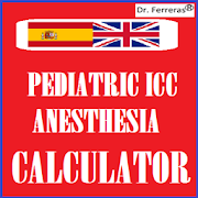 Pediatric calculator ICC & Anesthesia