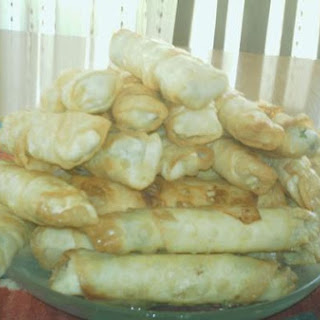 Sigara Börek, Cheese Rolls