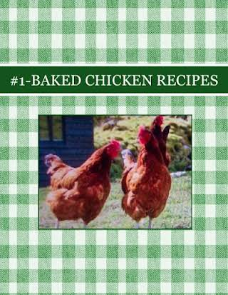 #1-BAKED CHICKEN RECIPES