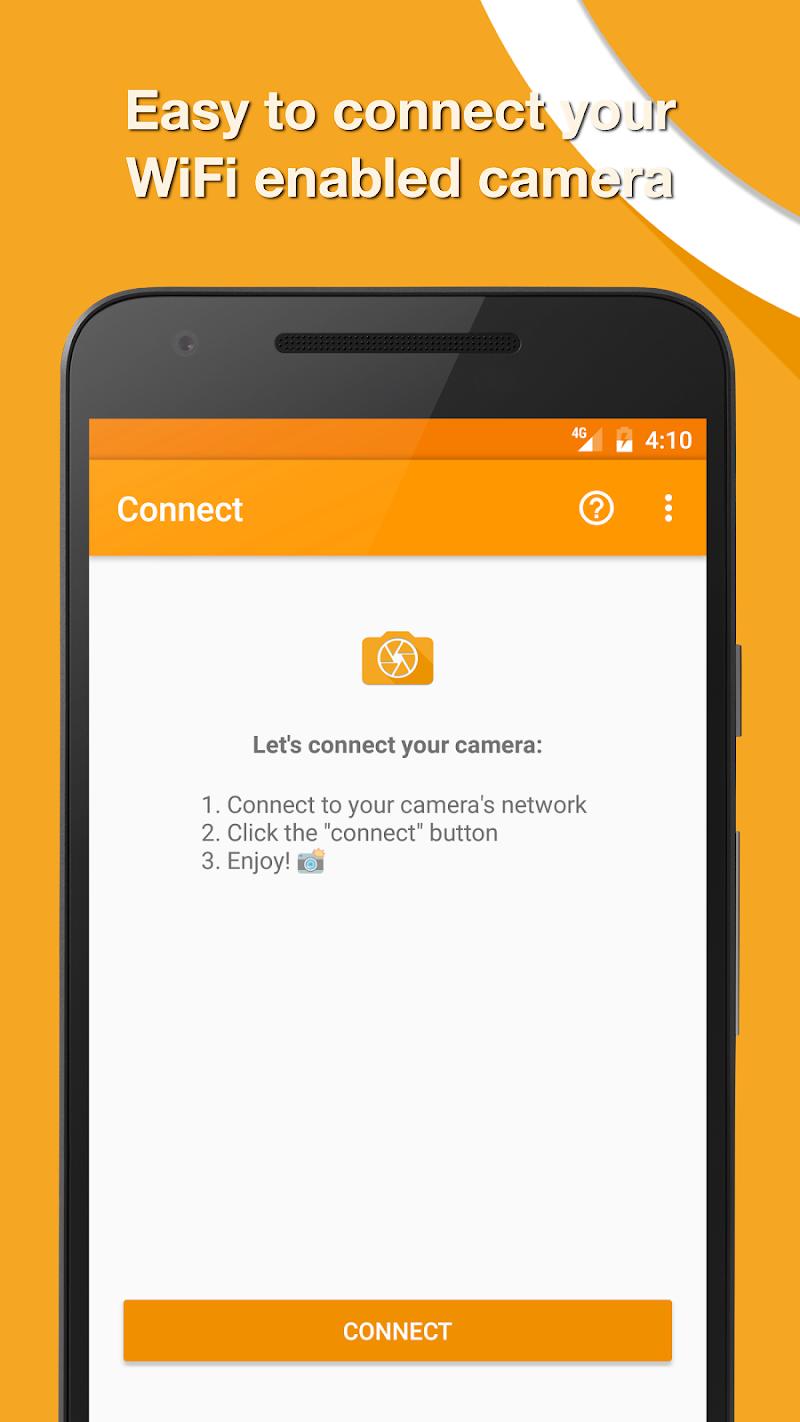 Snaps 🚀 DSLR Remote Screenshot 3
