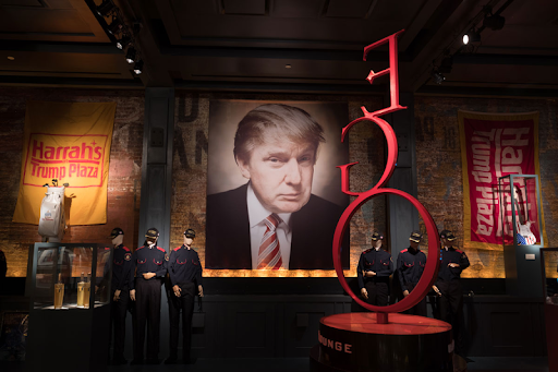 The Game: All Things Trump A multi-media installation by Andres Serrano Images Courtesy of a/political and ArtX Photo Credit: John Mireles