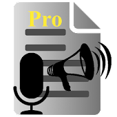 Voice to Text Text to VoicePRO