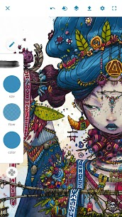 Adobe Photoshop Sketch 2.2.321 MOD + APK + DATA Download 1