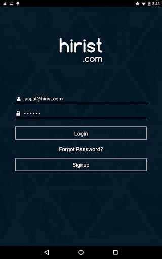 Hirist Recruiter App