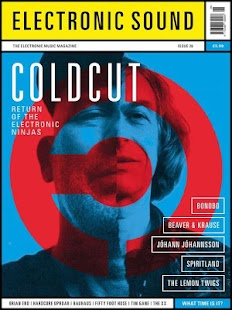 Electronic Sound Magazine- screenshot thumbnail
