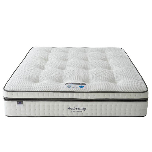 Silentnight Anniversary Mirapocket Box Top Mattress