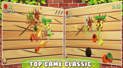 Slice Fruit 3D Game 1.0.8 APK MOD screenshots 1