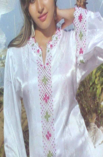 كتلوك خياطة الراندة جاكار