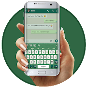 Keyboard Theme for Chatting