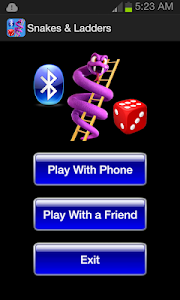 Snakes & Ladders Bluetooth Game (Old) 1.1