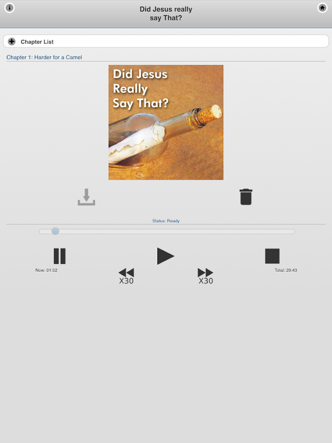 Did Jesus Really Say That?- screenshot