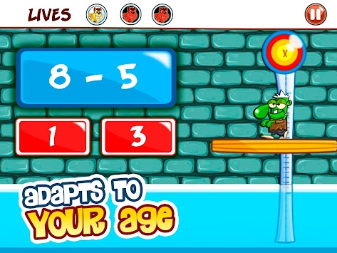 Math learning games for kids apk screenshot