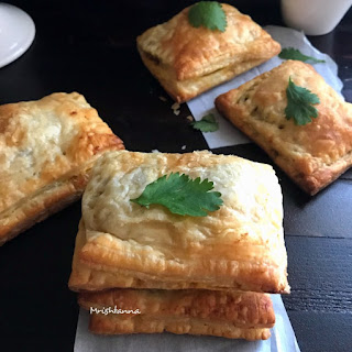 How to Make Vegetable Puff Pastry Recipe