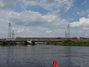 Photo: trein naar Zwolle 5440