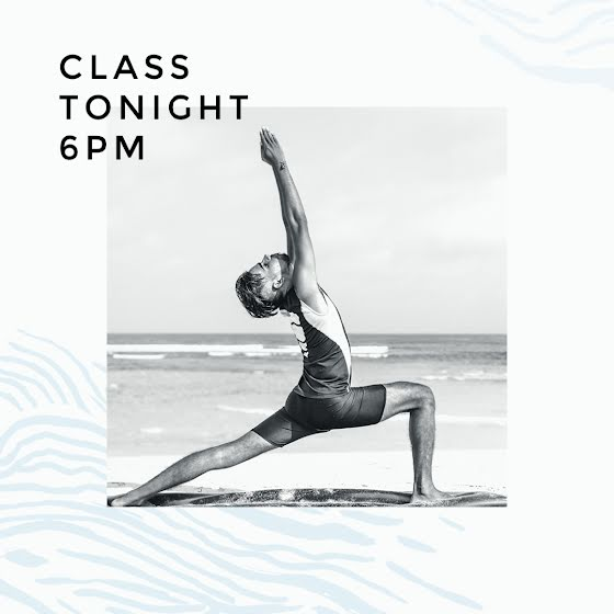 Yoga Class Tonight - Instagram Post Template