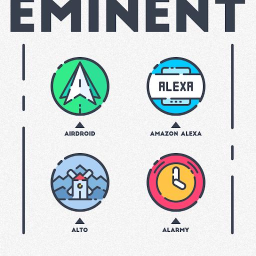 EMINENT - ICON PACK  screenshots 6