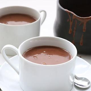 Chai Spice Drinking Chocolate