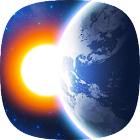 3D EARTH - accurate weather forecast & rain radar icon