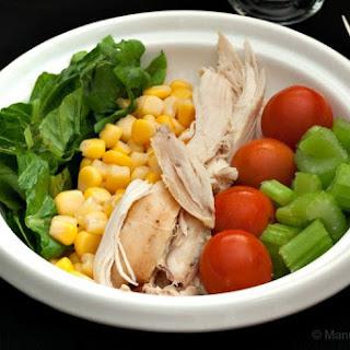 Shredded Chicken Salad With Corn Recipes
