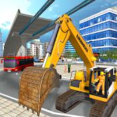 Tải Game thành phố cầu vượt xây dựng Sim