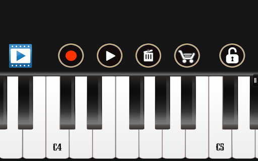 Electric Piano screenshot