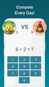 Math Exercises for the brain, Puzzles Math Game 4