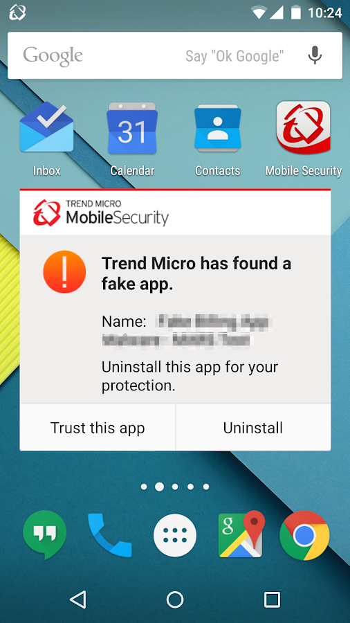 Mobile Security & Antivirus- screenshot