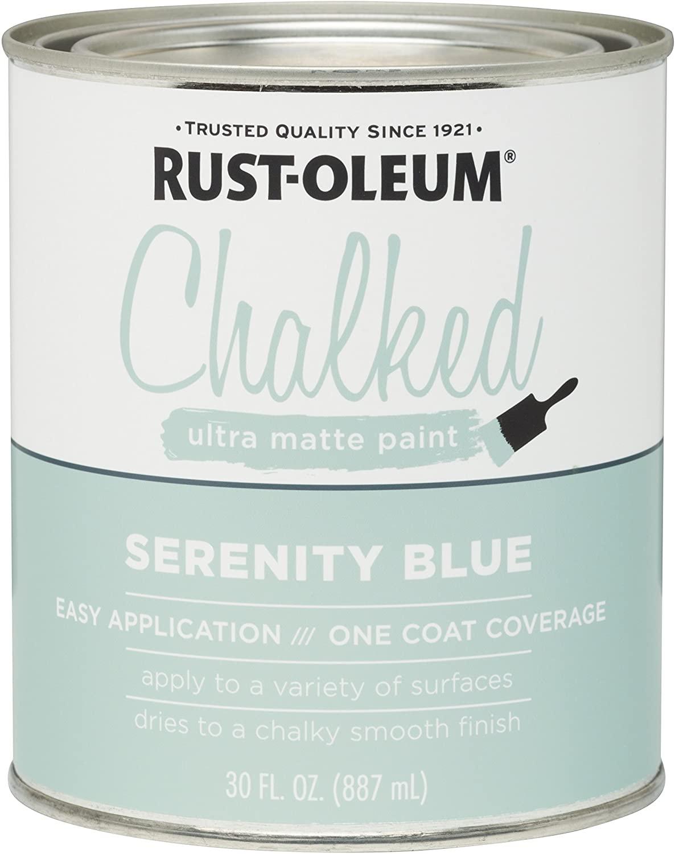 Paint for Baby Crib--Rust-Oleum