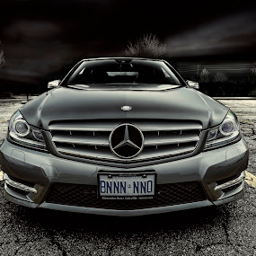 Mercedes Benz C350 2013 by Sarah Hauck - Transportation Automobiles