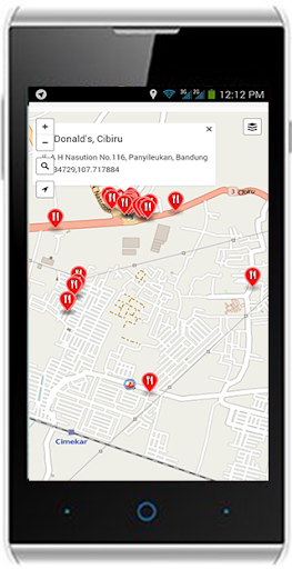 GO Maps for Gojek screenshot 9