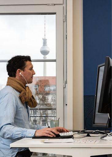 Neues Google-Büro an der Berliner Museumsinsel