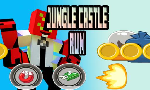 Jungle Castle Benten Running