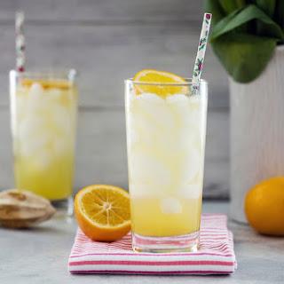 Meyer Lemon Tom Collins Cocktail Recipe