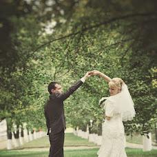Wedding photographer Aleksandr Ruskikh (Ruskih). Photo of 07.12.2012