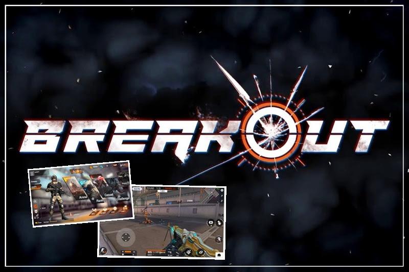 [BreakOut] ยิงสนั่น! กับ FPS Mobile พัฒนาโดย Garena
