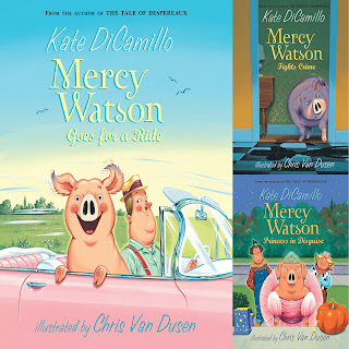 Mercy Watson Characters
