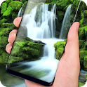 Live Waterfall Wallpaper - Live Water Wallpaper HD icon